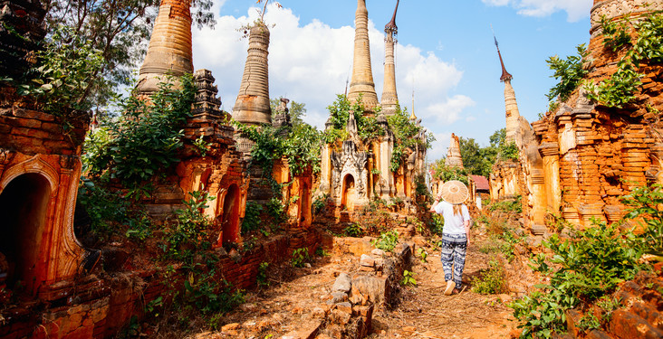 Ten unusual places to visit as a solo traveller
