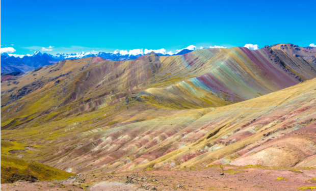 Palccoyo (Rainbow mountain)