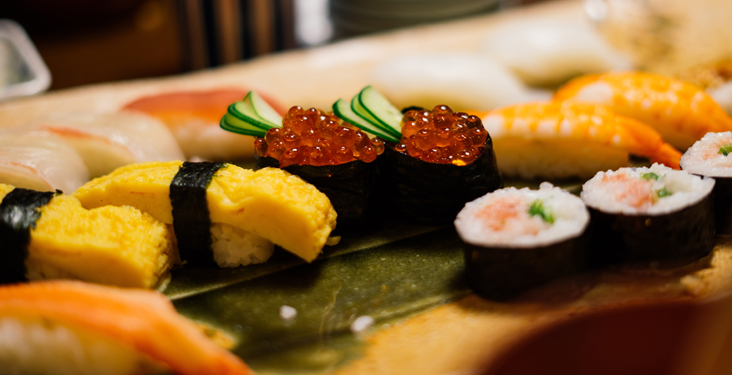 Japan offer: FREE extra night & sushi-making class