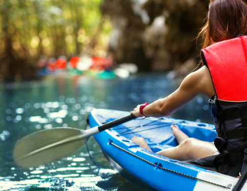 Top trips by school holiday