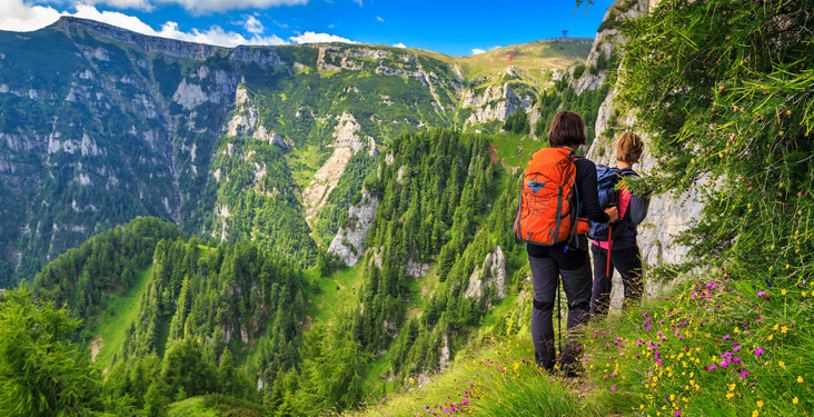 Walking guide: Month-by-month