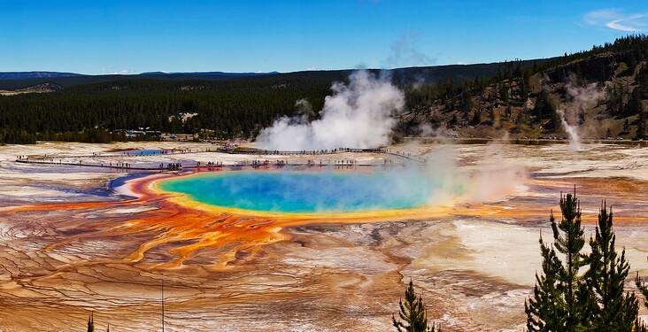 BRAND NEW US TRIPS:<br>American West & Yellowstone