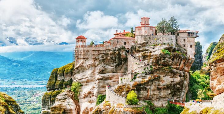 Brand NEW Trips: Greece and Turkey