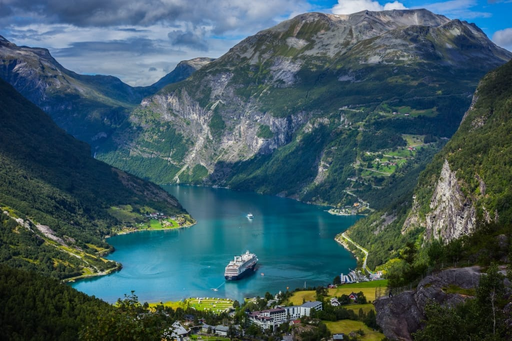 Norway-Landscape-Fjords