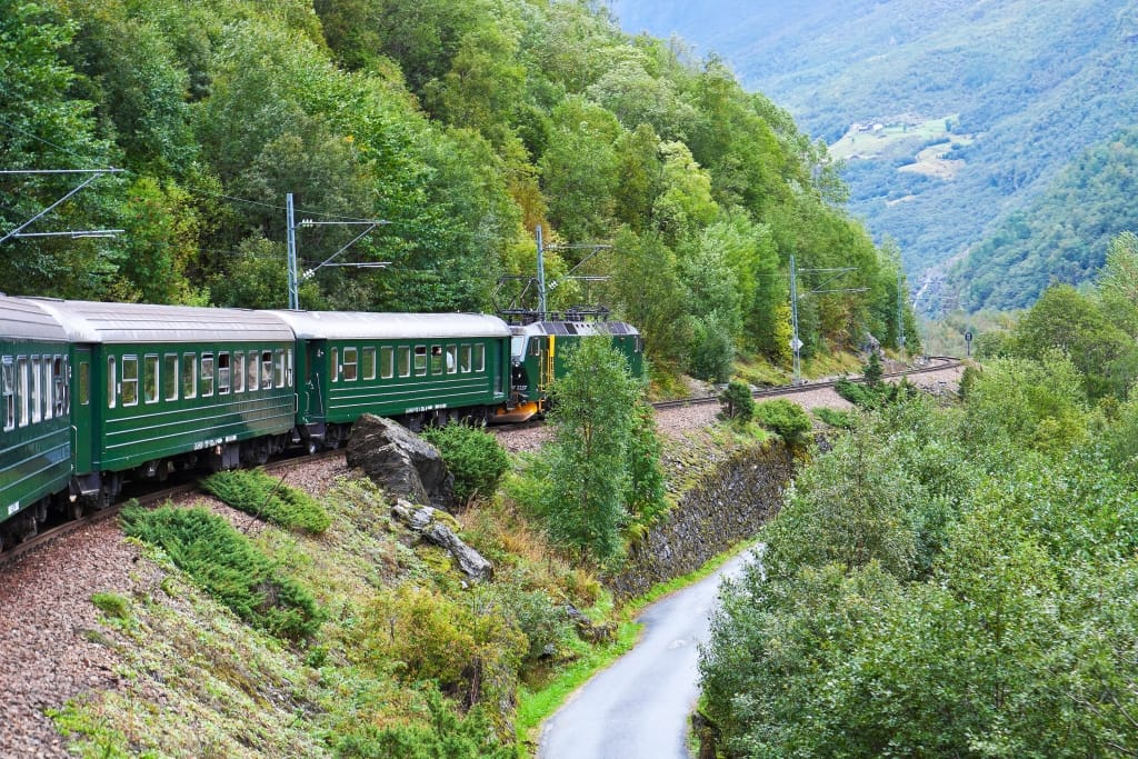 Norway-Trains