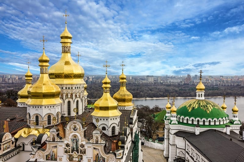 Ukraine Holidays & Tours