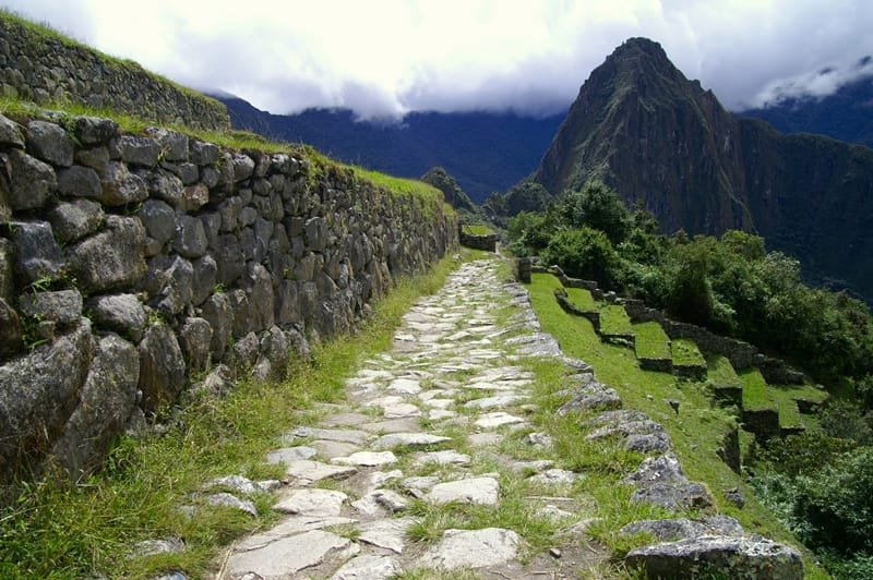 Walking the Inca Trail with Explore