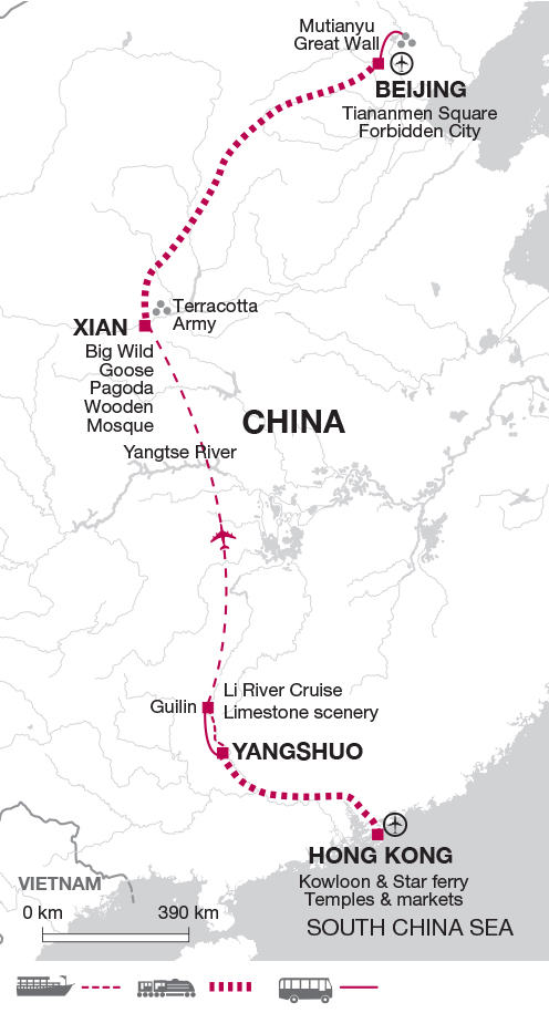 China Highlights   Holidays - Explore
