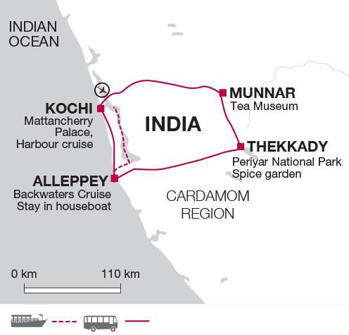 Kerala Adventure Explore
