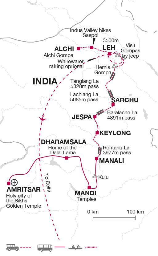 Little Tibet Holidays Explore
