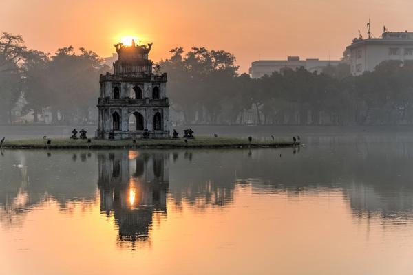 Free Hotel Night in Hanoi