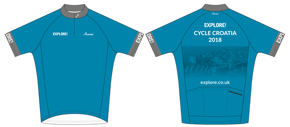 Cycle Croatia Jersey