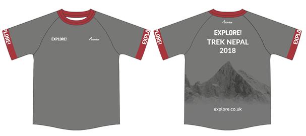 Trek Nepal top