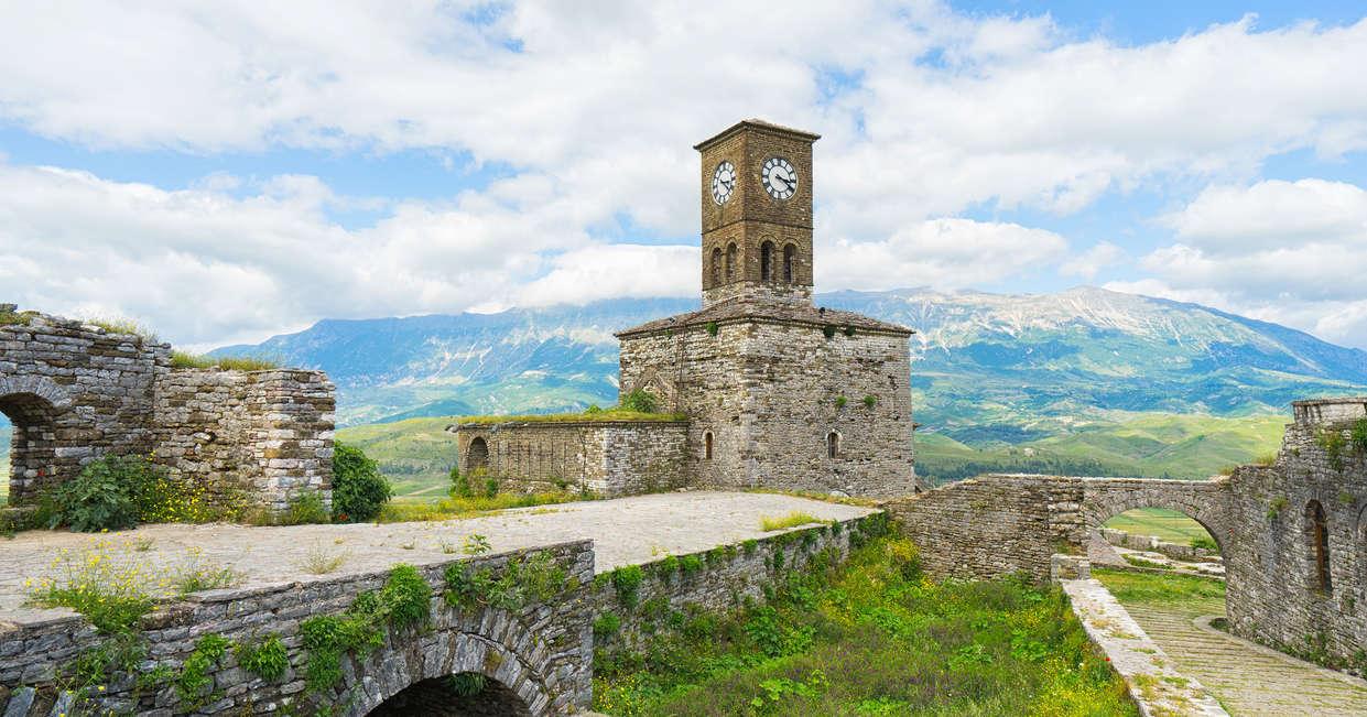 Gjirocaster Castle