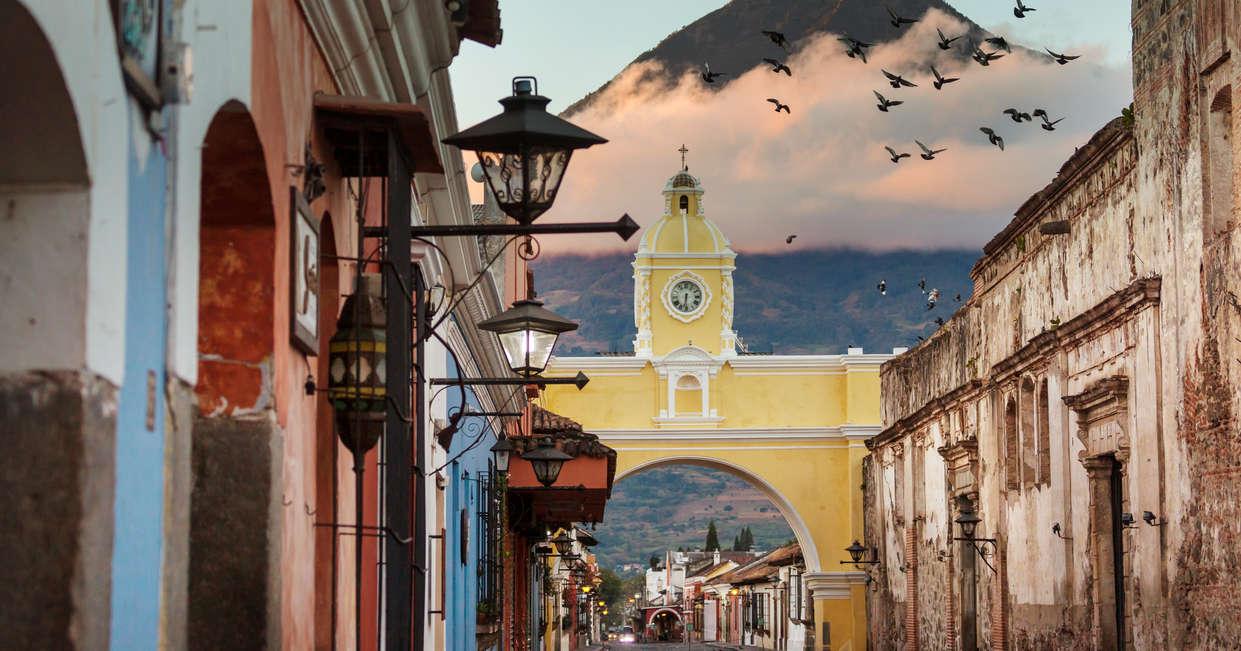 Colonial City of Antigua
