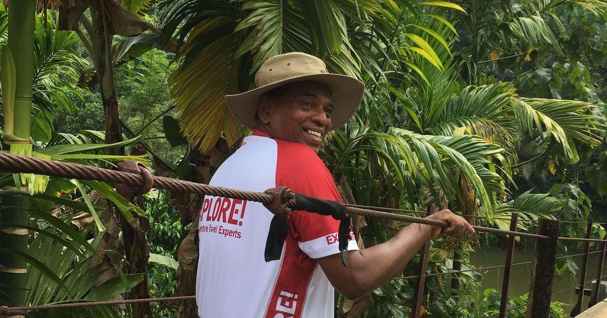 Explore local leader in Kitulgala