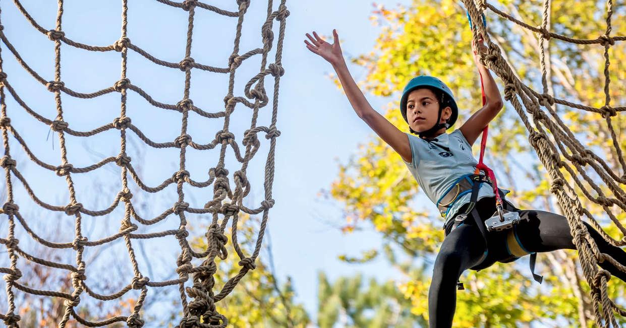Buffardello Park obstacles