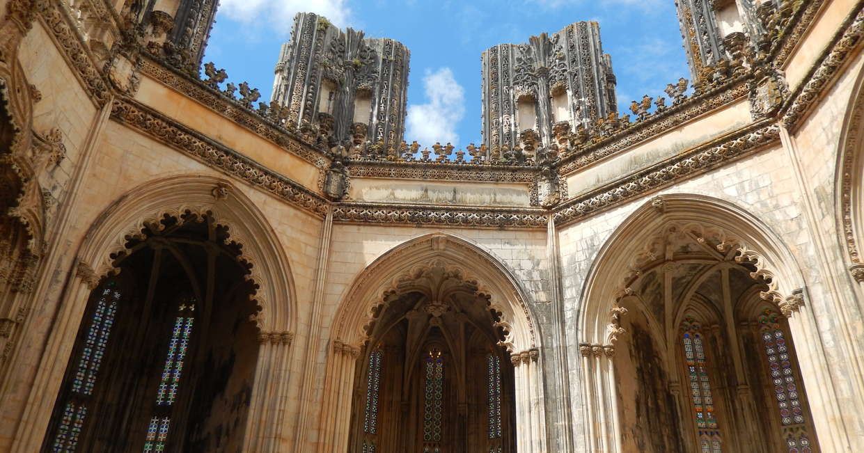 Batalha Monastery's Unfinished Chapels