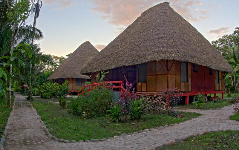 Napo Cultural Centre