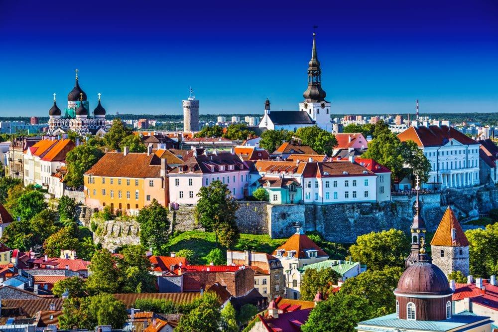 Tallinn's charming Old Town