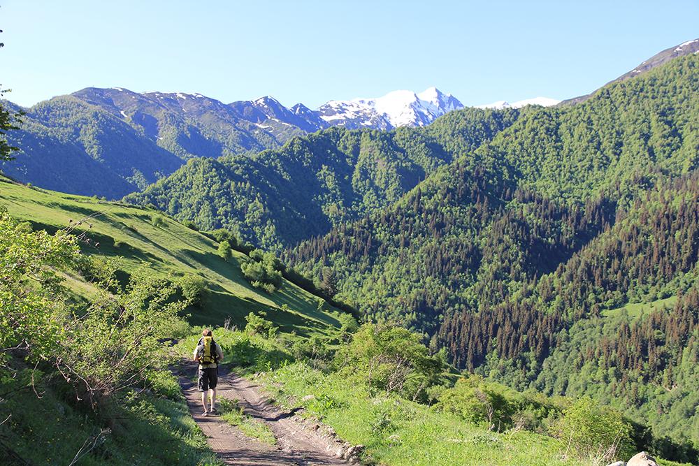 Svaneti trails