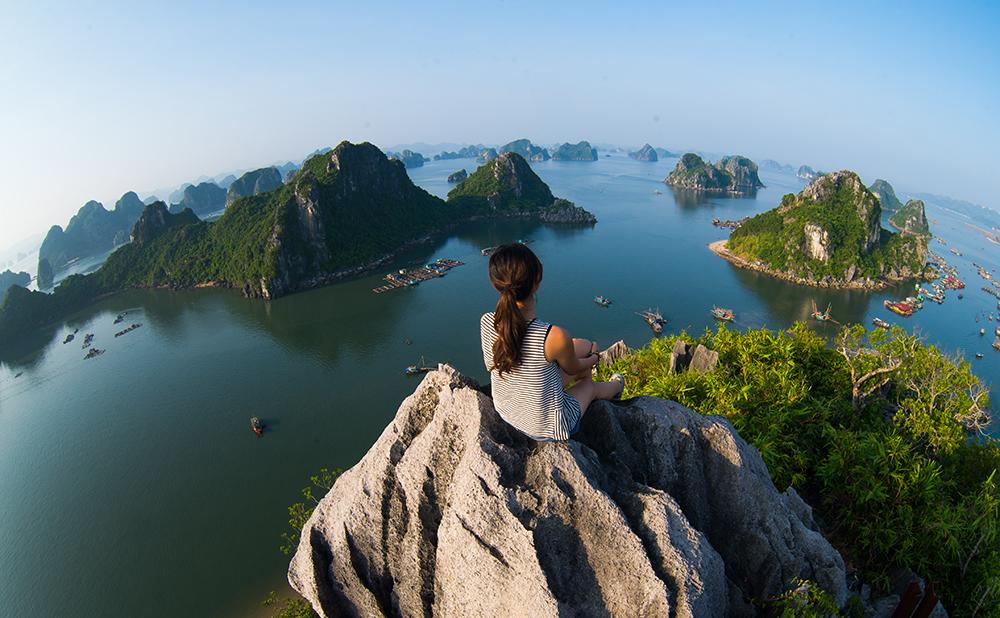 Views of Halong Bay